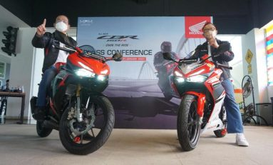 All New Honda CBR150R Resmi Mendarat di Jawa Timur