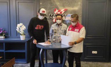 Duet dengan Pebalap Polandia, Dimas Ekky  Berlaga di Moto2 2021