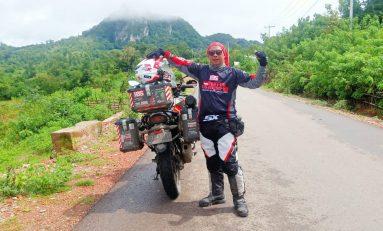 Ride for Friendship Gagal Masuk Timor Leste, Kini Eksplor Wisata Indonesia