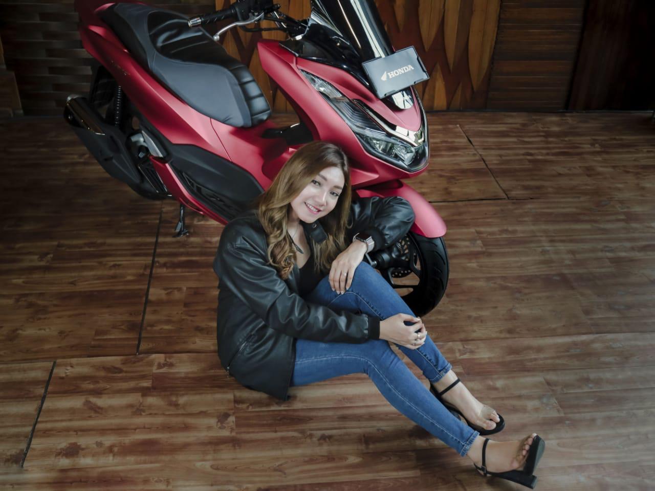 Ratusan Bikers Buktikan Kemewahan dan Kenyamanan All New PCX 160