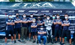 Etika Speed House (ESH) Racing Team Tampil Perdana di ICP Subang