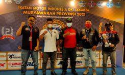 YLCJ Jadi Komunitas Bikers Terbaik di Jakarta