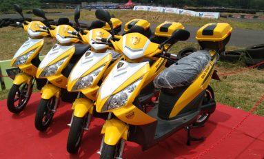 Nonton BOS Junior Motocross Championship 2021 Lewat Live Streaming, Menangkan 1 Unit Motor Listrik Bike Smart