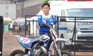 Fano, Crosser Cilik Yogyakarta Didikan Irwan Ardiansyah Ini Target Main di MXGP