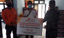 MPM Donasi Bantuan Untuk Korban Banjir NTT