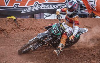 Etika Speed House Tampil Memukau di Balap Perdana Motocross