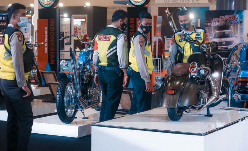 Indonesian Custom Show Tampil Perdana di IIMS Hybrid 2021