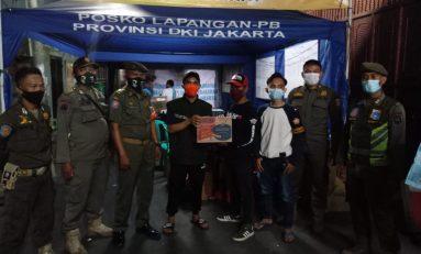 Bikers YLCJ dan NMS Salurkan Donasi untuk Korban Kebakaran Taman Sari