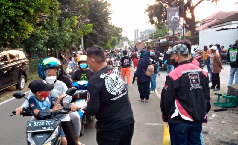 Bikers YLCJ Kembali Berbagi Takjil