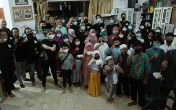 Sambut Ramadan, Ducati Motors Club (DMC) Indonesia Berbagi di Yayasan Al Kahfi