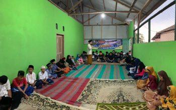 Honda ADV Banten dan W175 Banten Bukber degan Anak Yatim Piatu