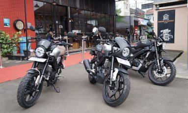 Yamaha Terus Manjakan Bikers XSR 155 Pecinta Custom