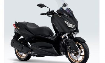 Sentuhan Baru Yamaha XMax Tampil Beda