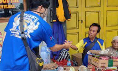 Solidaritas Tingkat Tinggi Bikers YRFI Cianjur di Tengah Corona