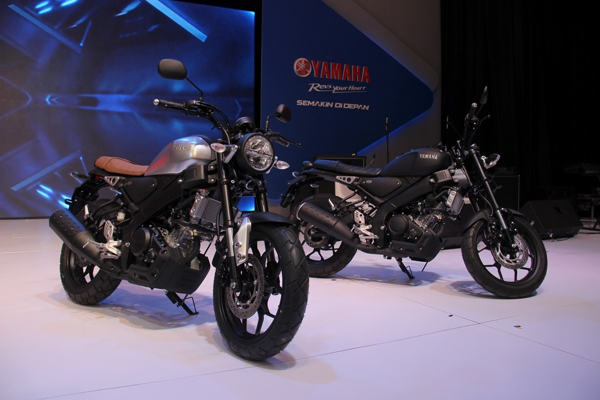 Yamaha All New XSR 155 (5)