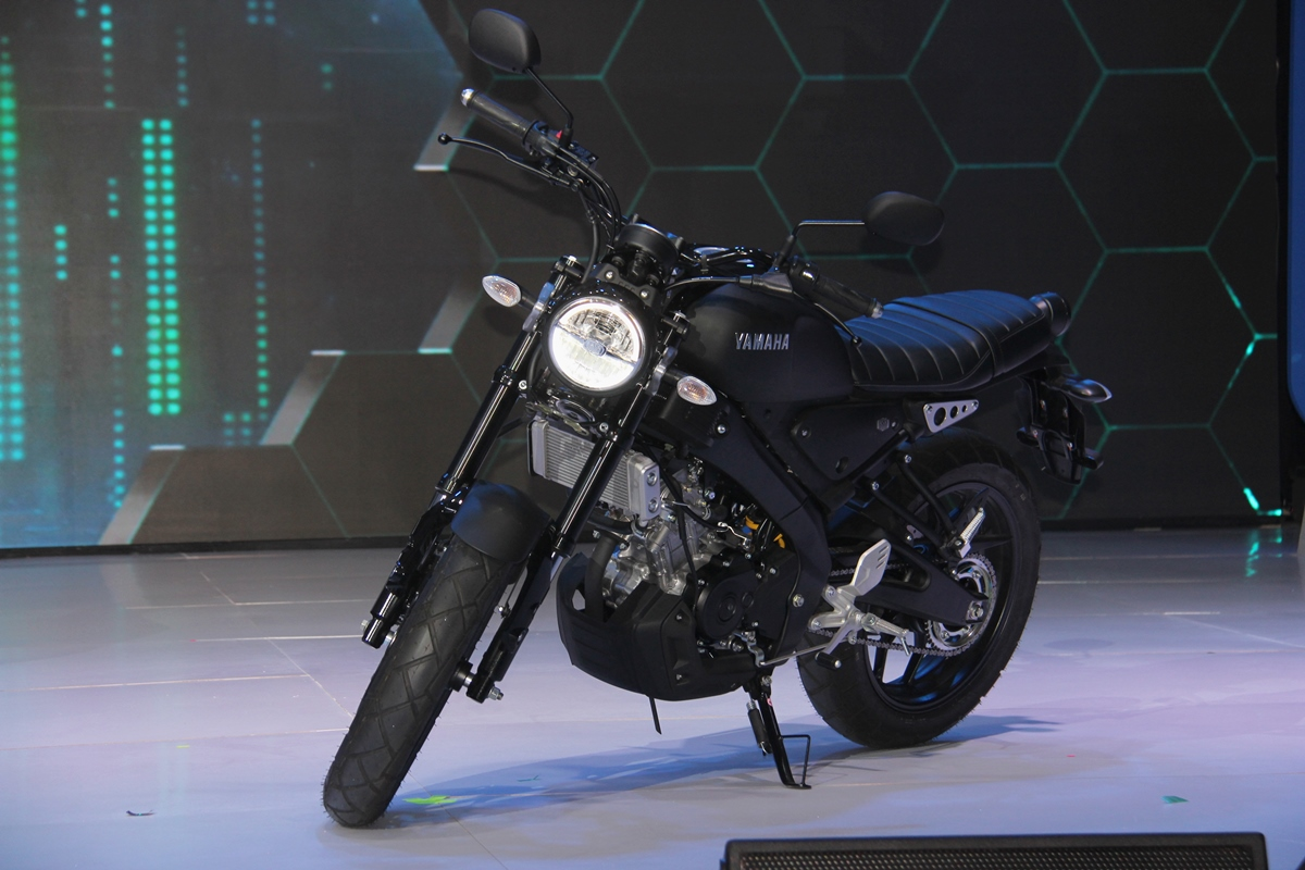 Yamaha All New XSR 155 (6)