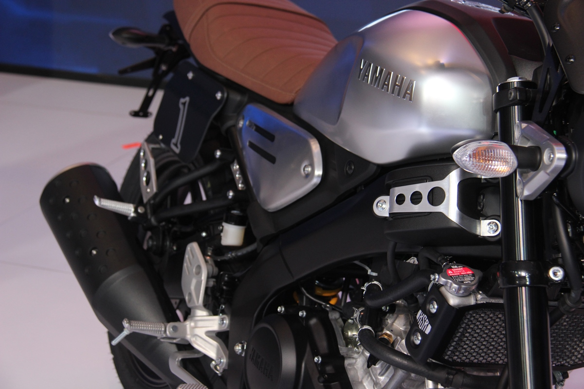Yamaha All New XSR 155 (7)