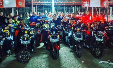Yamaha Lexi Community Jakarta (YLCJ) Rayakan Ulang Tahun ke-2