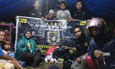 Yamaha Lexi Community Jakarta (YLCJ) Salurkan Bantuan Untuk Korban Banjir Bandang Masamba