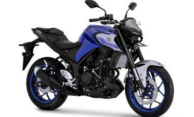 Yamaha MT-25 Makin Agresif dengan Warna Baru