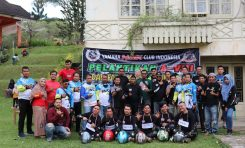 Yamaha NMax Club Indonesia (YNCI) Cianjur Lantik Member Baru Dibarengi Family Gathering