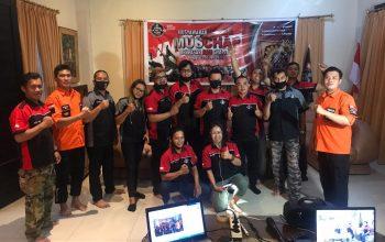 YNCI Denpasar Bali Chapter Gelar Muschap dengan Metode Live Streaming