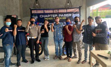 Yamaha R25 Owners Indonesia (YROI) Chapter Paser Resmi Deklarasi