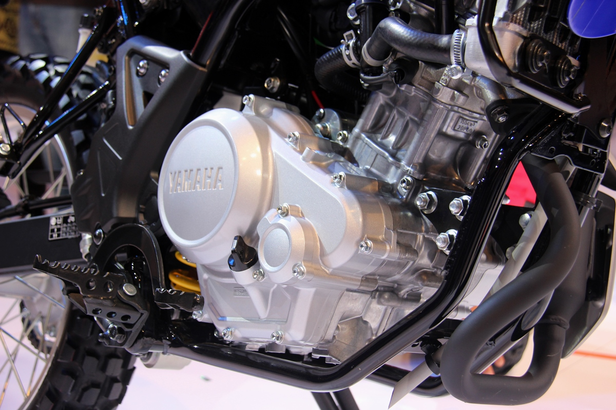Yamaha WA 155R (1)