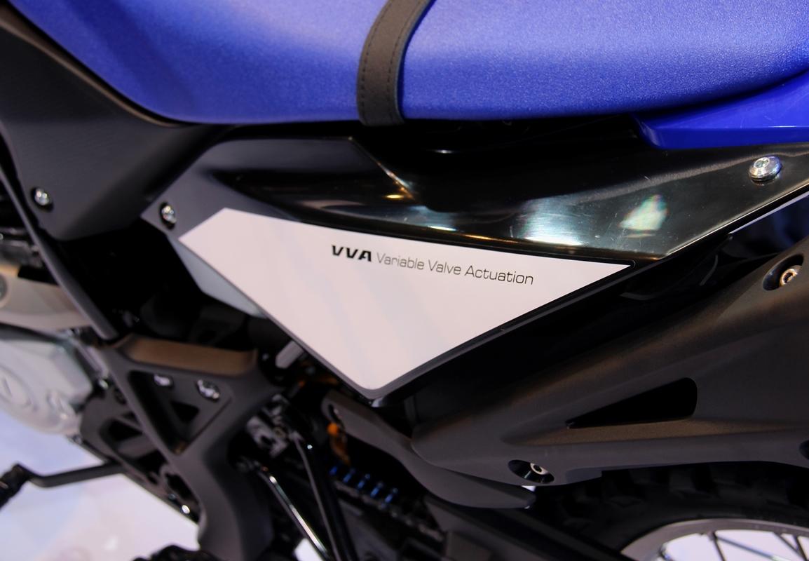 Yamaha WA 155R dengan teknologi VVA