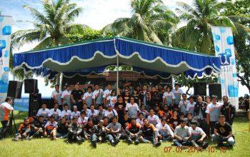 Yamaha Vixion Club Indonesia (YVCI) Genap 13 Tahun, Pernah Raih 2 Rekor MURI