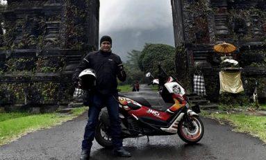 Curhat Yudi Kusuma, Keliling Indonesia Dengan Yamaha Nmax