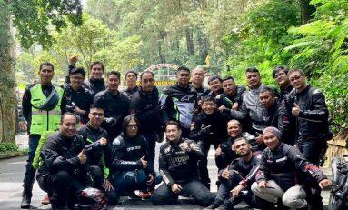 Rekor Baru! Touring Z900 Baikaa Indonesia ke Bandung dengan Bikers Terbanyak