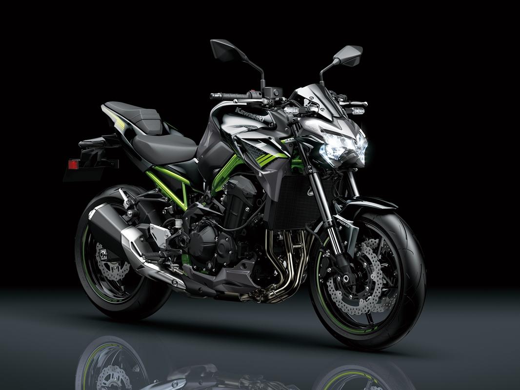 Kawasaki Z900 2020 Mendarat di Indonesia, Banyak Fitur Baru