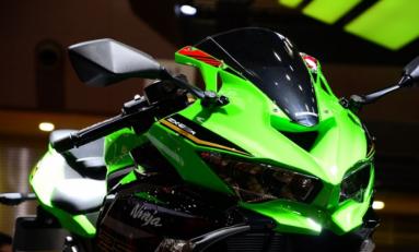 Woww...Tembus Red Line 17 Ribu Rpm, Kawasaki ZX-25R Hampir Setara Motor MotoGP