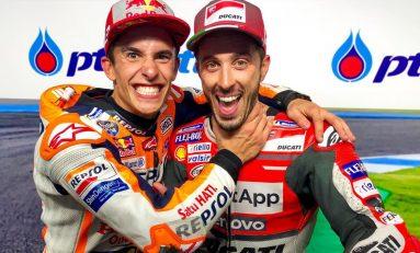 Kontrak Ducati Habis, Dovizioso Cari Peluang Pindah ke Repsol Honda