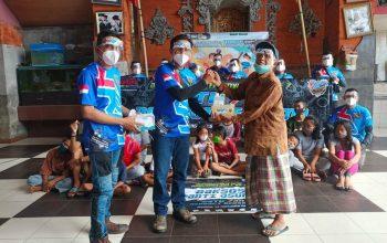 YRFI Bali Rayakan Anniversary ke-7 dengan Kunjungi Panti Asuhan