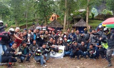 Touring Wajib ke-2 ARCI Purwakarta Diselingi Agenda Wisata