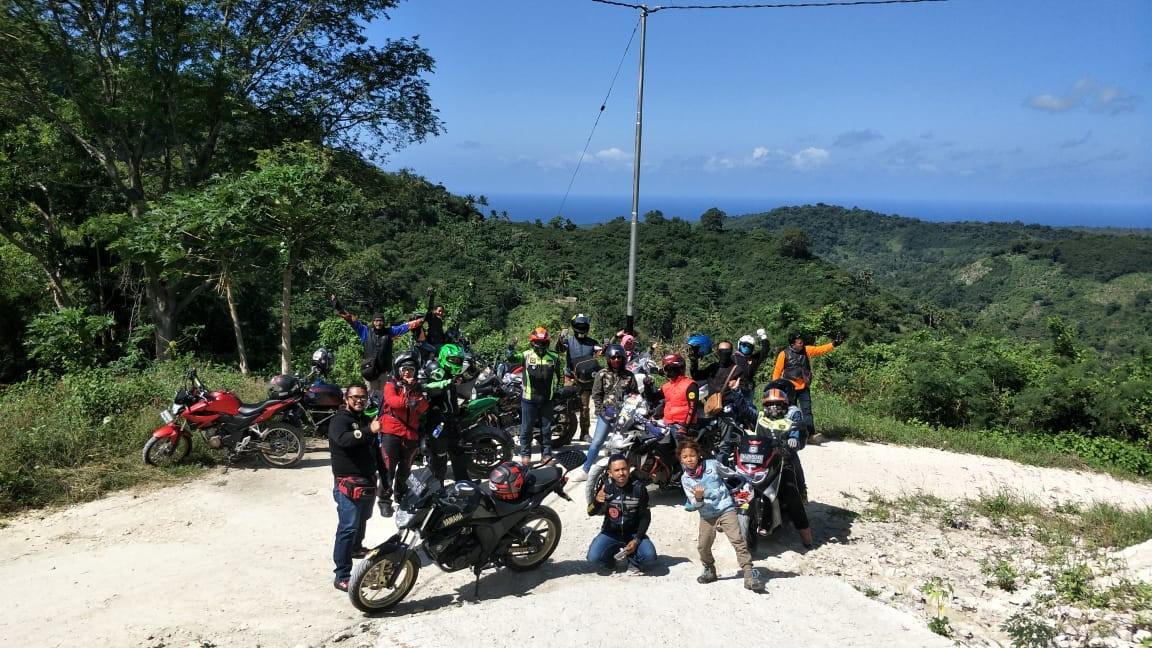 Touring Baderhood Kupang Eksplore Potensi Wisata Pulau Timor