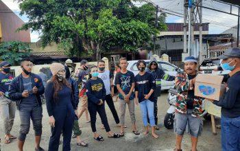 Aksi Nyata Nusantara Max Series (NMS) Gorontalo Ringankan Korban Bencana Banjir