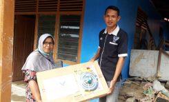 Suzuki Satria FU150 Lovers (SSFL) Indonesia Peduli Banjir Bandang Luwu Utara