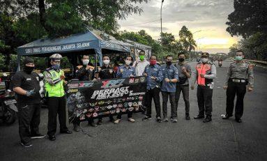 Berdayakan Member, YRFI DKI Jakarta Gelar Baksos di 5 Lokasi Berbeda