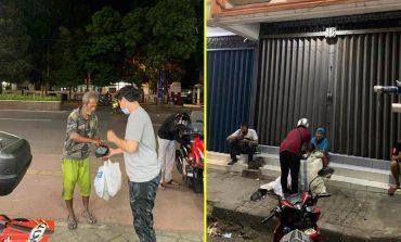 HAI Banten Night Ride dengan Agenda Baksos