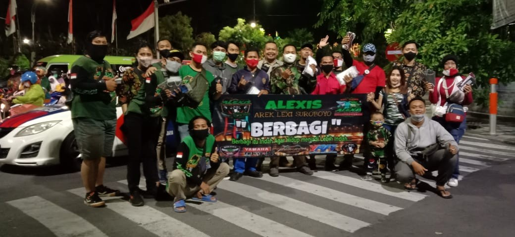 Kontribusi Alexis Untuk Pemkot Surabaya
