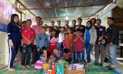 Baksos SMI Riau Sambangi Dua Panti Asuhan