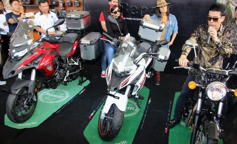 Benelli Launching 3 Motor Anyar di IIMS Motobike Expo 2019