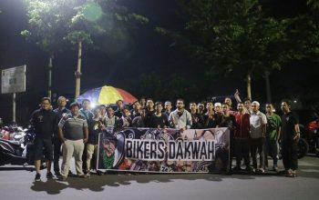 Bikers Dakwah Lombok Resmi Deklarasi