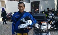Cerita Klasik Eyang Tatto: Bikers Gaek Touring Sejauh 2.600 KM.  Cuma Nginep di Hotel Bintang Laut