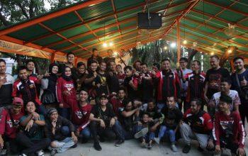 Tourjib 6 ARCI Tangerang Menuju Pantai Sawarna, Sekaligus Muschap