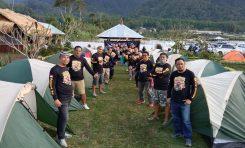 Baderhood Indonesia Serentak Gelar Bikers Ride and Camp 2020