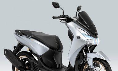 Warna Terbaru Yamaha Lexi Tampil Semakin Elegan